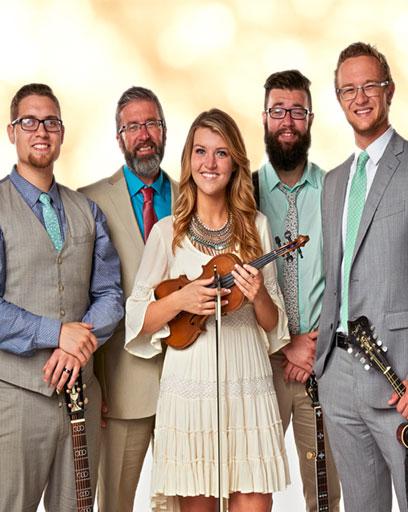The Mountain Faith Band